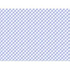 BW02 - Esta ruitjes klein blauw wit